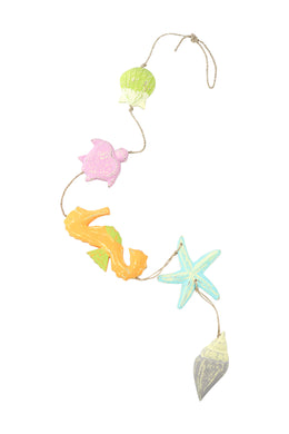 Sea Creatures String Decoration