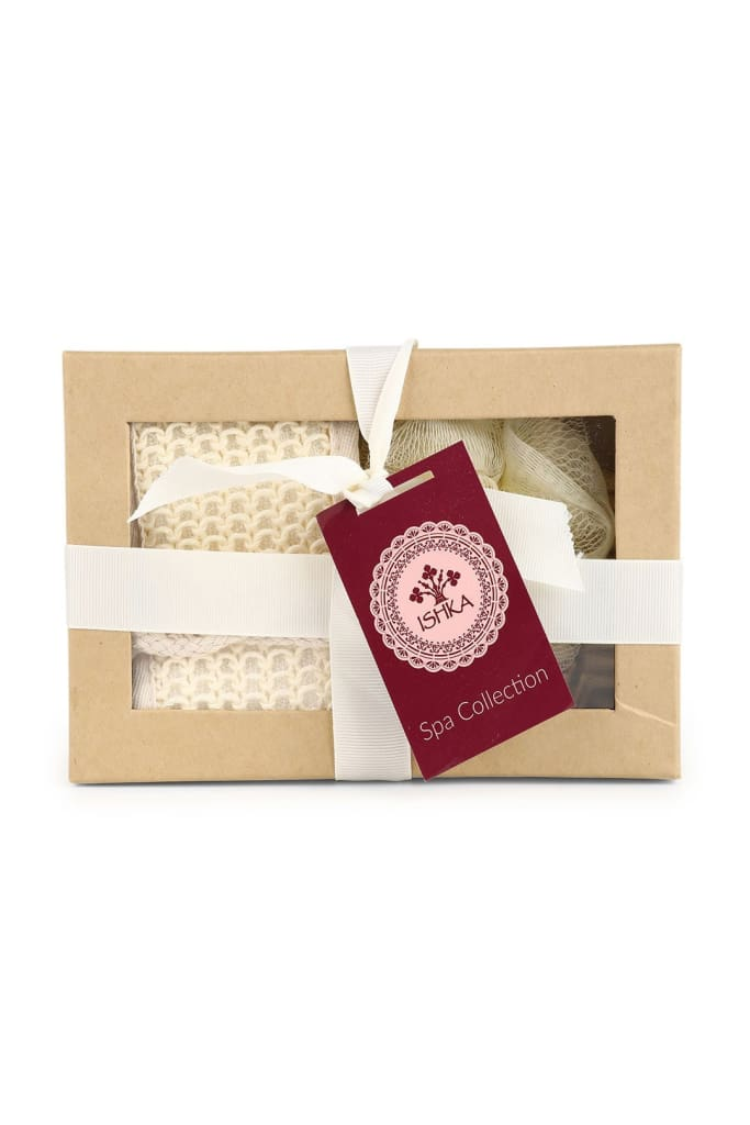 5 Piece Bath Set In Gift Box