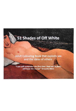 51 Shades Of Off White