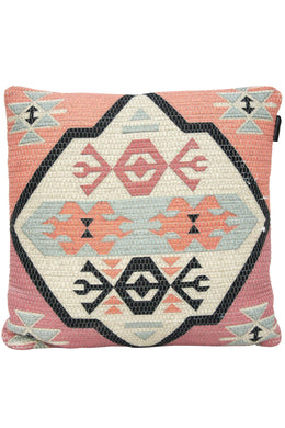 Gajra Cotton Printed Cushion