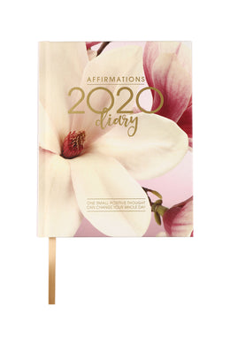 Affirmations 2020 Diary