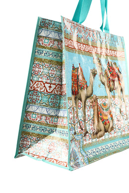 Moroccan Dreams Reusable Market Bag