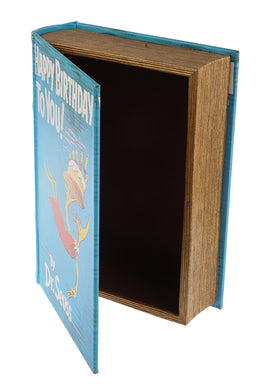 Dr Seuss Happy Birthday Book Box - Large
