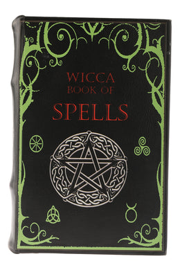 Wicca Spells Book Box - Small