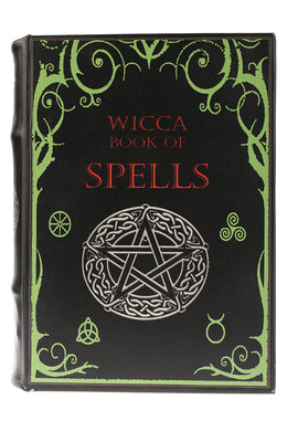 Wicca Spells Book Box - Large