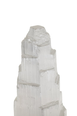 Selenite Mountain - 20cm