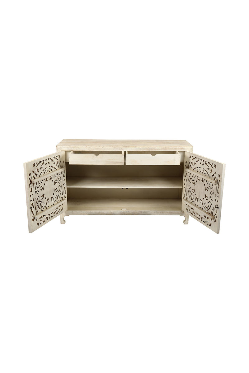Two Door Mandala Sideboard