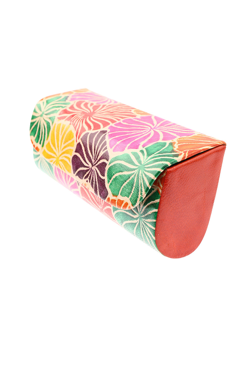 Painted Glasses Case