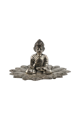Lotus Flower Buddha Incense Stand