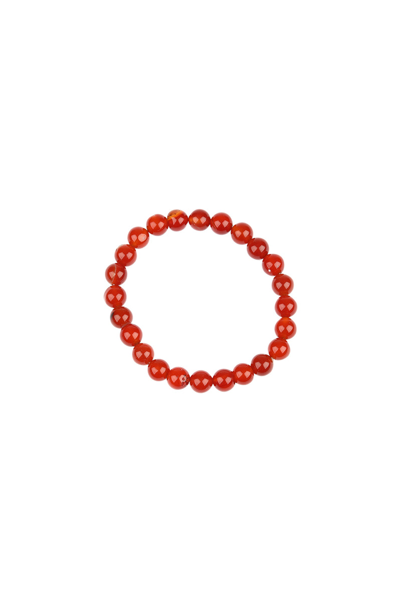 Round Gemstone Bracelet 8mm