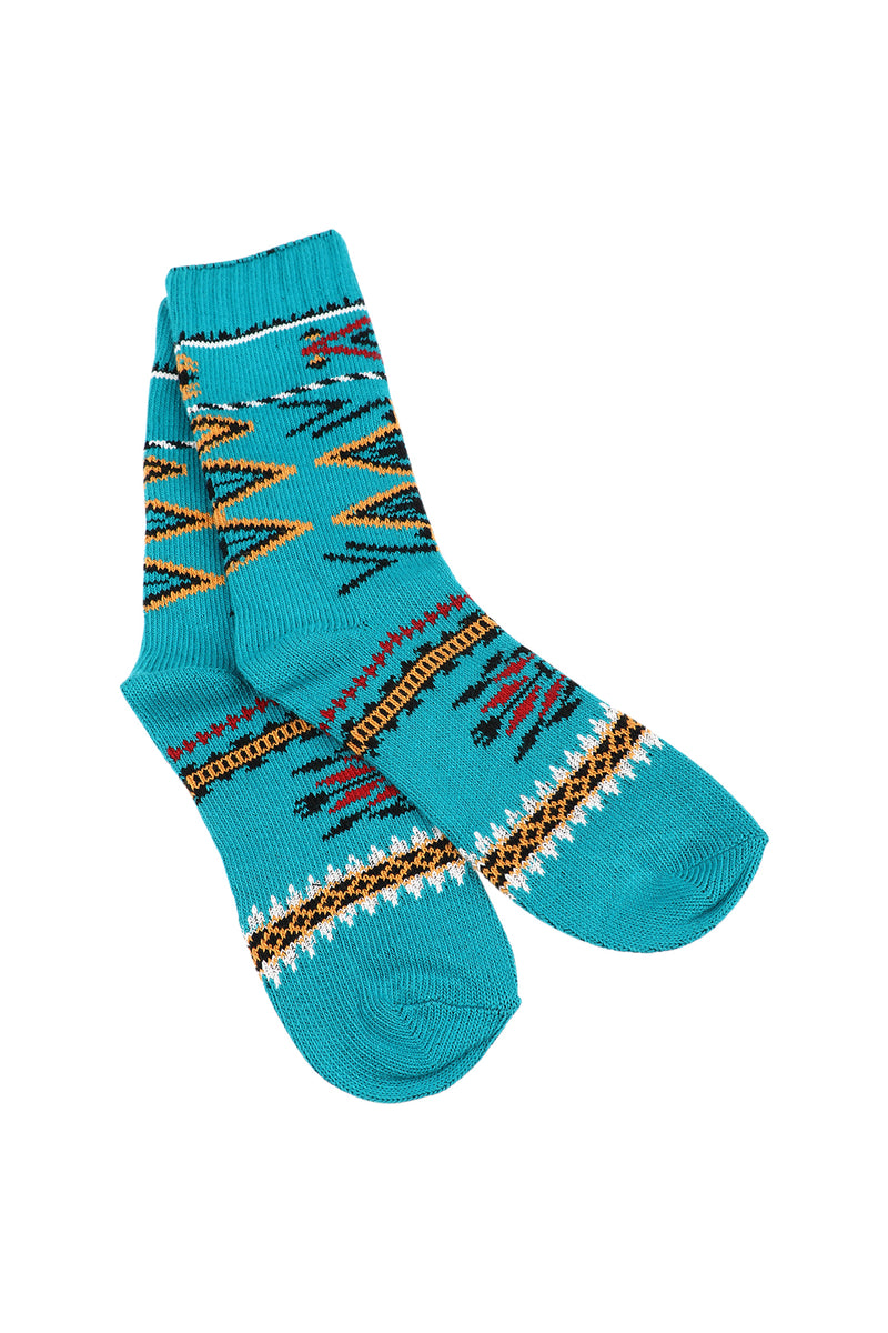Navajo Men's Trouser Socks