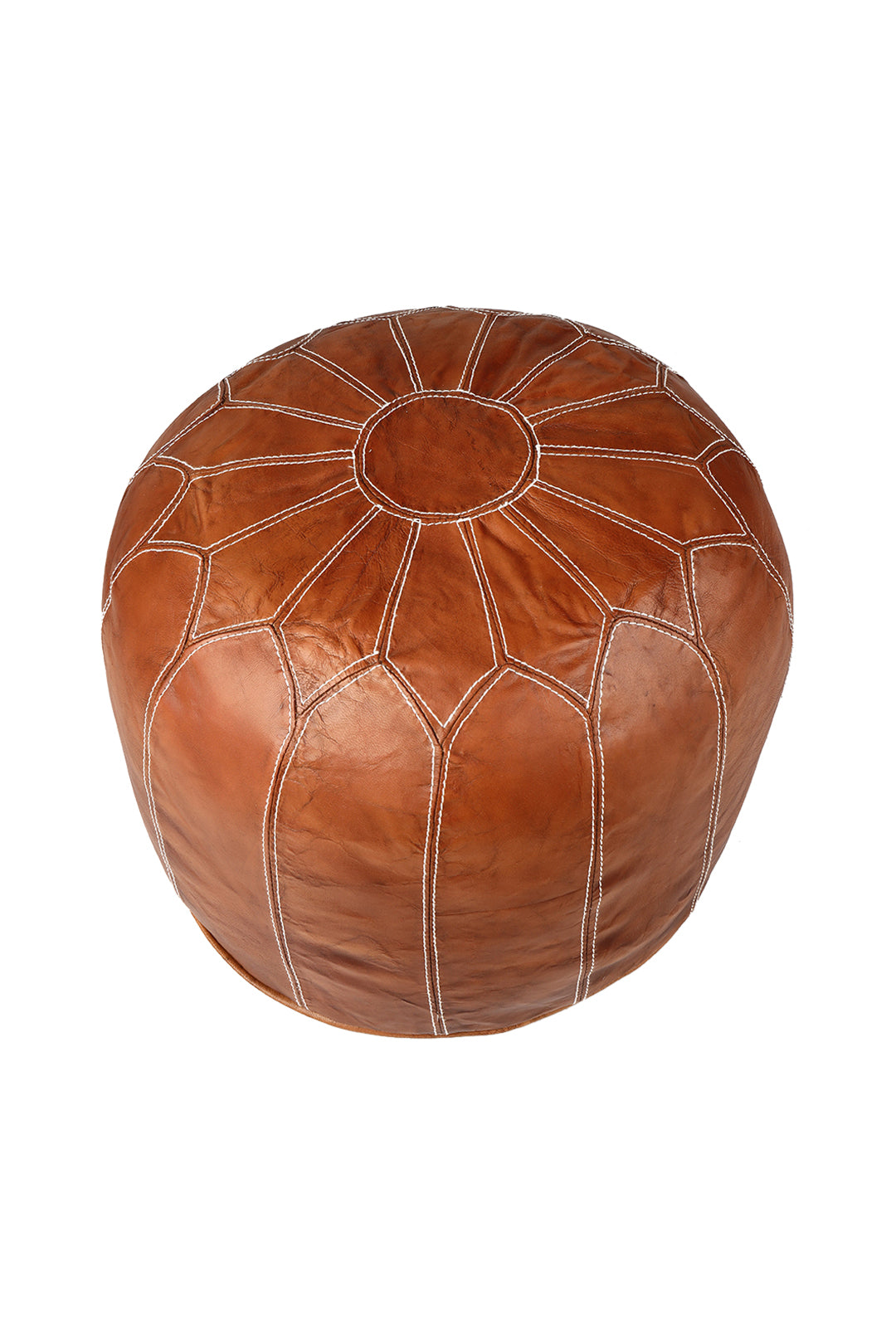 Pleasant Leather Ottoman Pabps2019 Chair Design Images Pabps2019Com