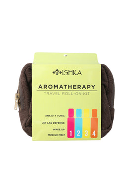 Aromatherapy Travel Roll-on Oil Kit