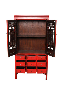 Antique Chinese Drawer Cabinet