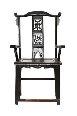 Wooden Carved Emporer Chair