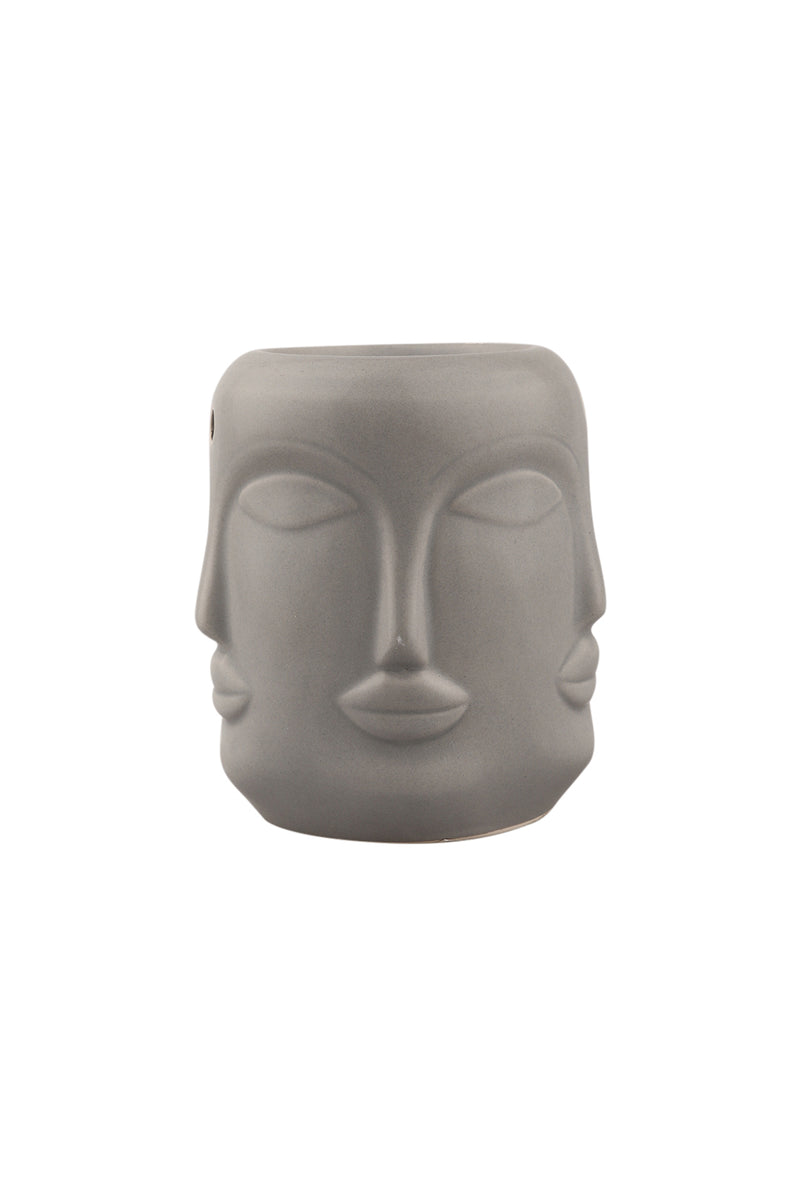 Ceramic Face Oil Burner