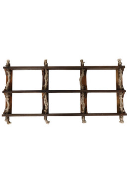 Port Ship Ladder Shelf