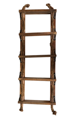Starboard Ship Ladder Shelf