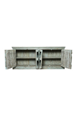 Blue Wash Surati Sideboard