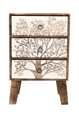 Tree of Life Bedside Drawers