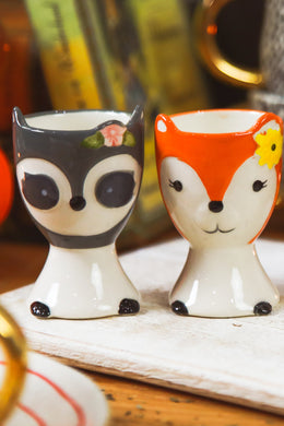 Ceramic Animal Egg Cup
