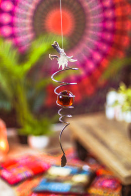 Wind Spiral Dragon Sun Catcher