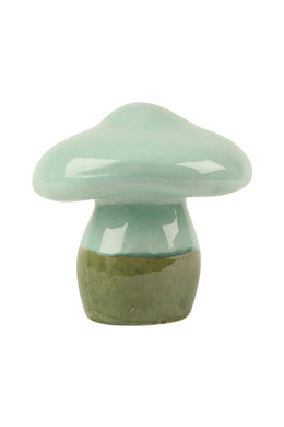Ceramic Mushroom Decoration