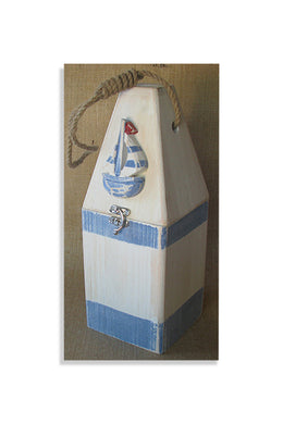 Sailboat Trinket Box