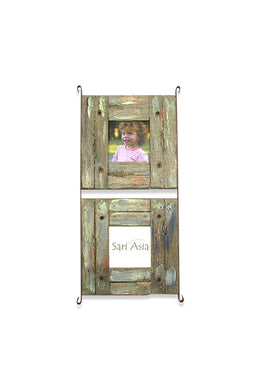 Weathered Paint 2 Photo Frame