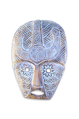 Tribal Timber Mask