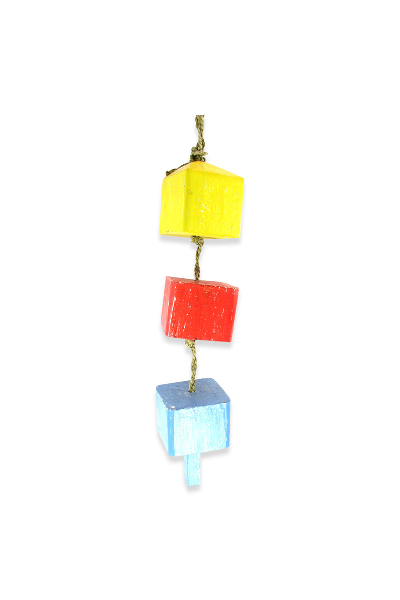 Square Floats String Mobile