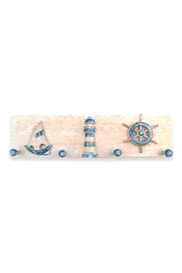 Nautical Hook Rack