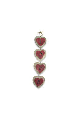 Love Hearts Hanging Mobile