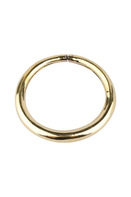 Fine Smooth Brass Bangle