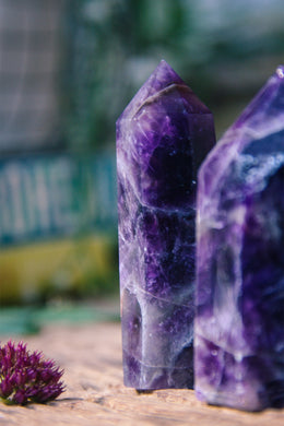 Medium Gemstone Tower 9-11cm