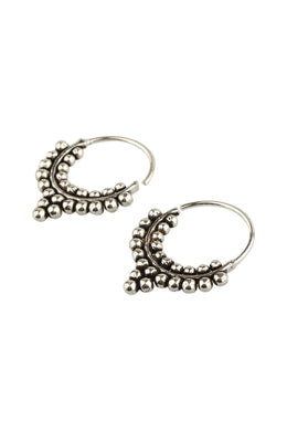 Tribal Dot Sleeper Earrings