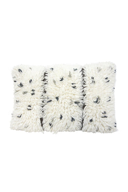 Saha Shaggy Cushion