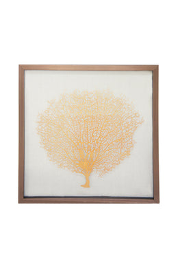 Coral Wall Art Set of 2