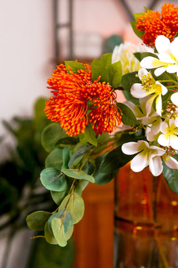 Artificial Eucalyptus Spray Flower