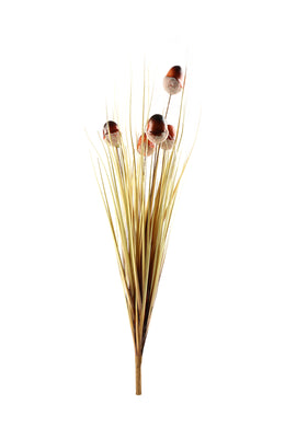 Artificial Seed Head Reed Grass Spray