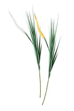 Assorted Artificial Foxtail Grass Spray Flower