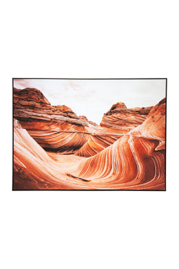 Desert Canvas Wall Art