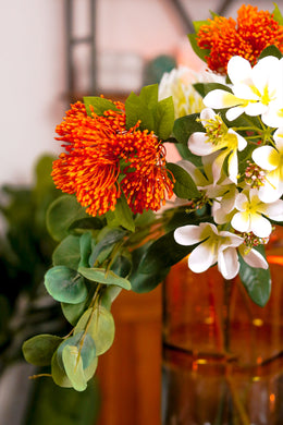 Artificial Protea Spray Flower