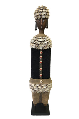 Beaded Ndamji Doll Regal