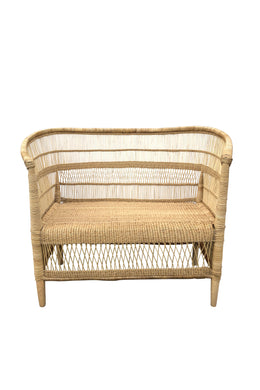 Authentic African Malawi 2 Seater