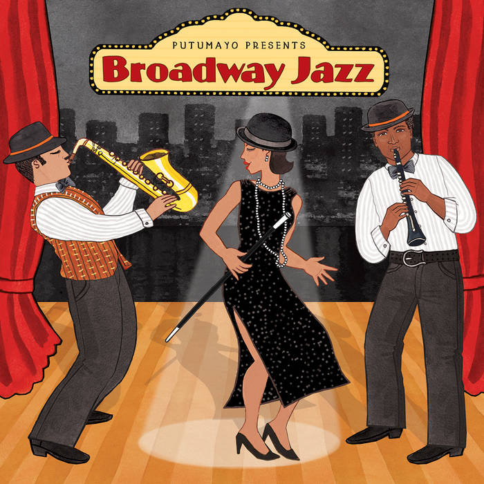 Broadway Jazz CD