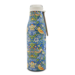 William Morris Stainless Steel Hot/Cold Vacuum Flask Drink Bottle 500ml 'Thief'