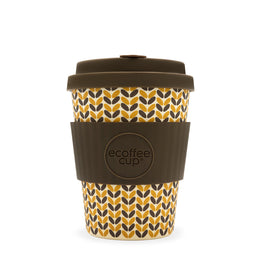 Ecoffee Cup 'Threadneedle' 12oz/340ml