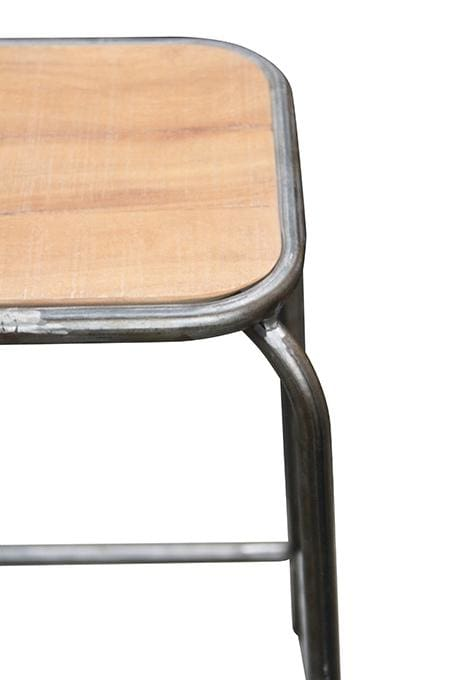 Acacia Timber Barstool