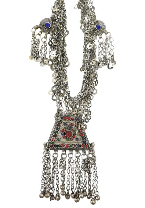 Afghani Pendant Necklace
